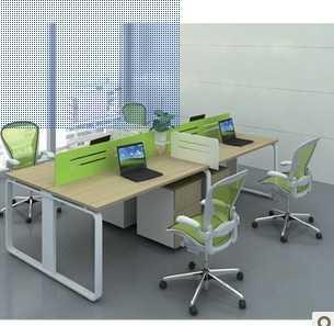 屏风隔断办公桌价格北京办公工位定做桌上屏风定做条桌定做