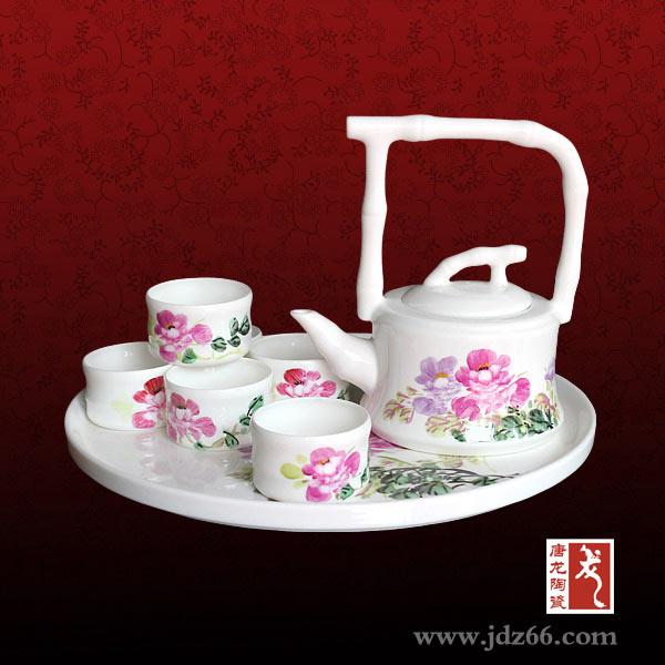 优质礼品景德镇陶瓷茶杯价格,手绘陶瓷茶杯定制厂家