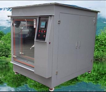 密闭式IPX5/6试验装置
