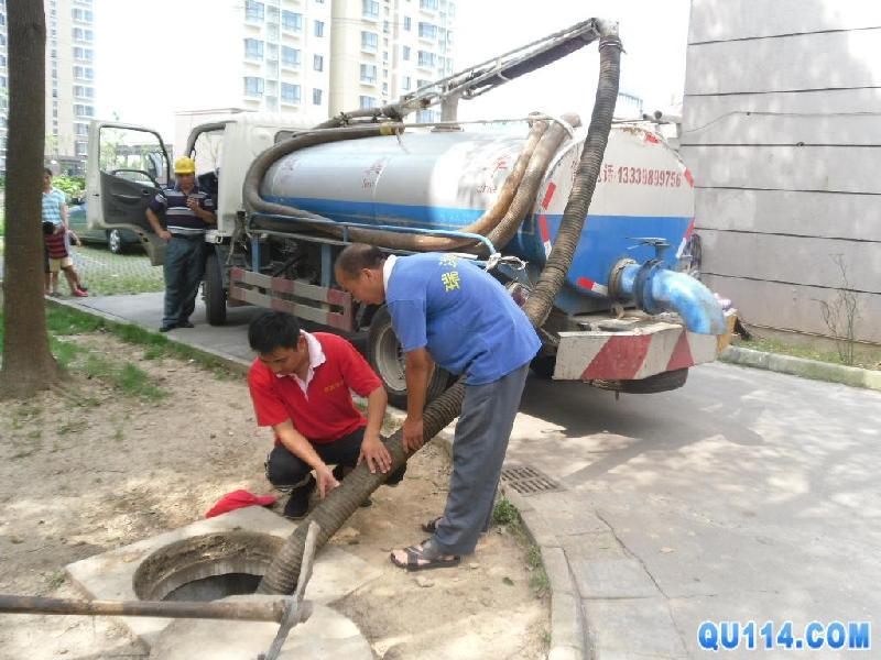 余姚管道疏通吸粪清洗优质服务