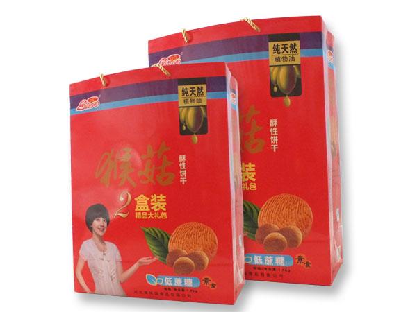 河北曲奇饼干礼盒