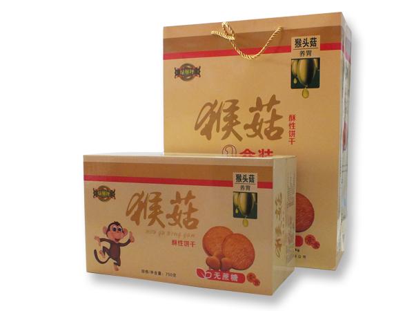 猴菇饼干厂家销售