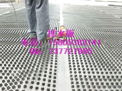 福州车库排水板厦门小区地下室排水板供应