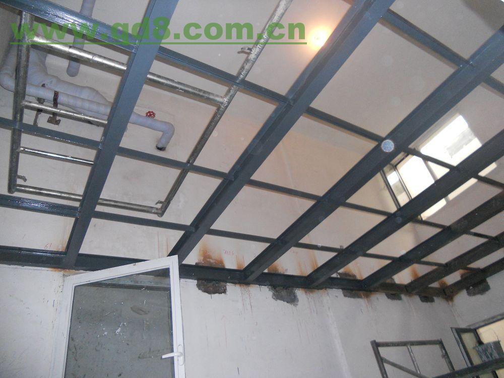 阁楼钢结构焊接企业相册