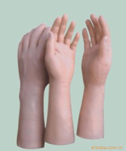 医学专用假肢模型,仿真人体假肢硅胶,医用液体硅胶