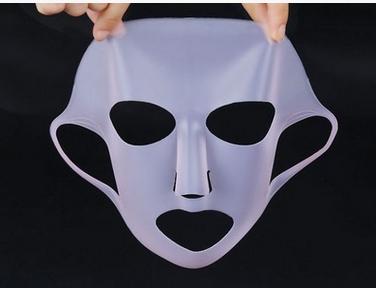新产品硅胶面膜,仿真人体硅胶,环保透明液体硅胶