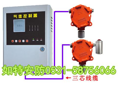 氮气瓶泄漏检测报警器 现场探测氮气浓度超标报警器