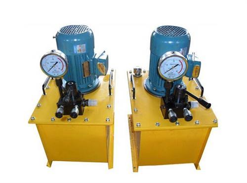 电动液压泵,信德液压,微型直流电动液压泵图片