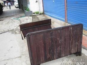 上海虹口区老红木高低床回收梳妆台收购