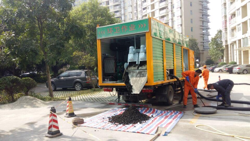 分离式吸污车 品质保障 品牌可靠 品质优良
