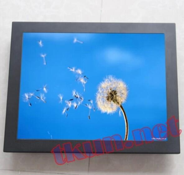 工业19寸电容式多点触摸显示器自动化触控
