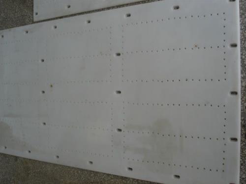 毕节耐磨塑料板 万德橡塑 煤仓用耐磨塑料板