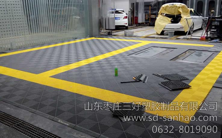 洗车场装修效果图--枣庄三好为您提供免费设计