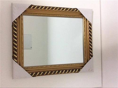 幼儿园方形镜子边框装饰