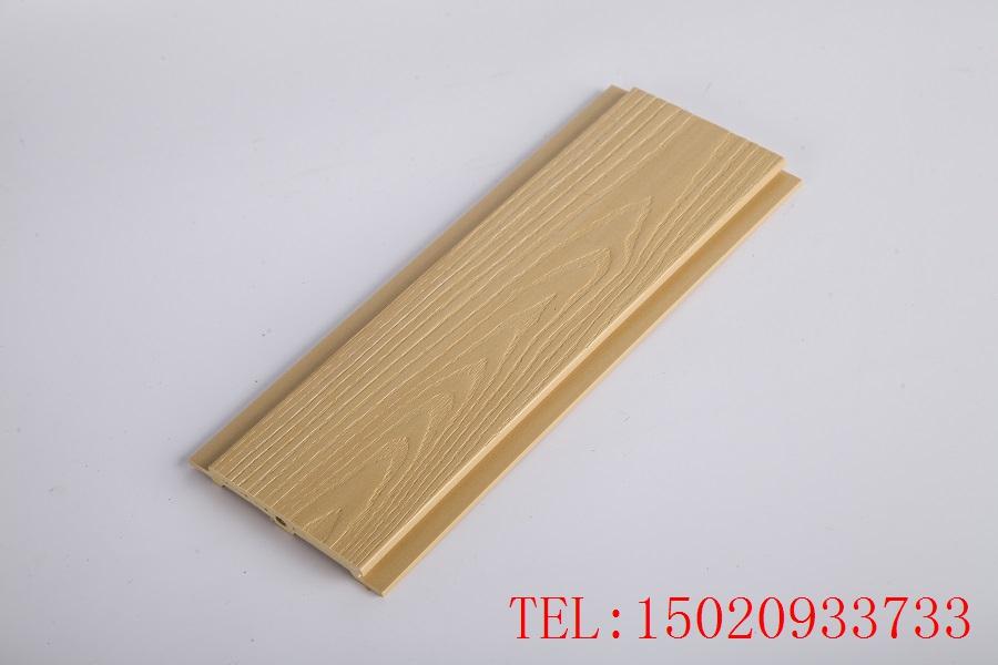 厂家供应生态木浮雕板 复古板 生态木吊顶