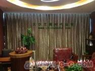北京会议室窗帘布艺 凃影依窗帘 幕布 电动窗帘厂家