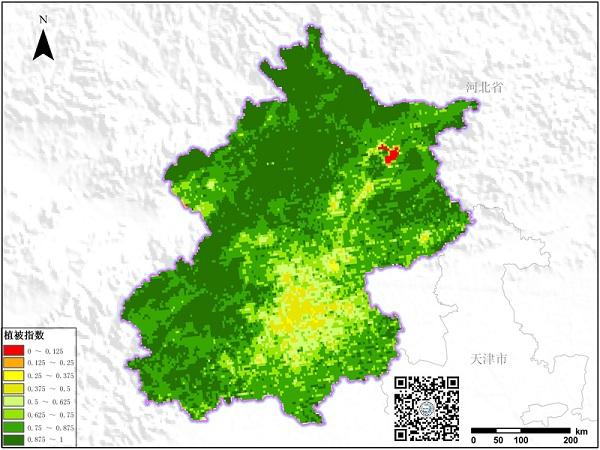 浙江省净生态系统生产力NEP
