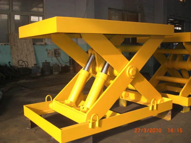 湖南剪叉式升降平台-液压式升降平台