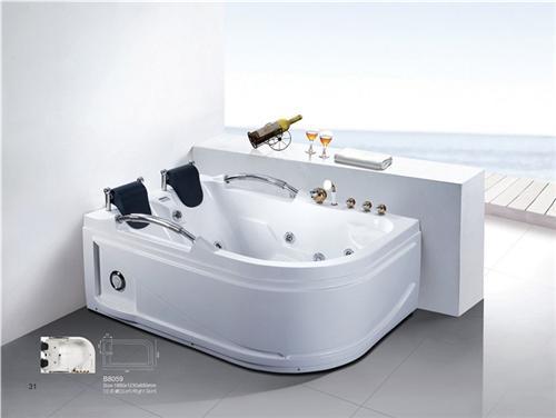 spa按摩浴缸厂家,按摩浴缸厂家,美华卫