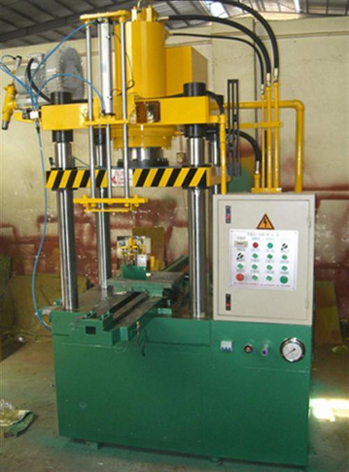 广东四柱双动油压机厂家_成达液压_广州四柱双动油压机
