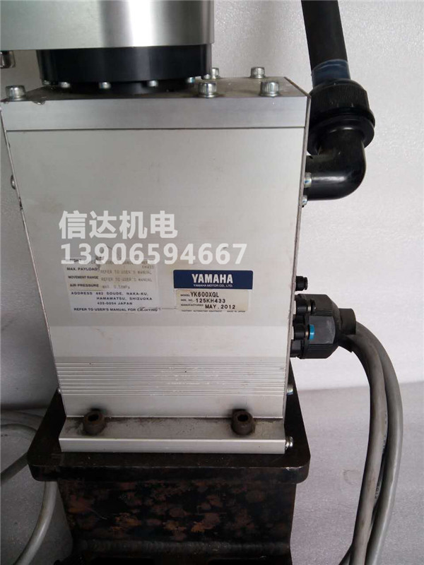 胡囹f�X��yK�x�~XZ���_台州二手雅马哈机器人yk120x 4轴yamaha机械手