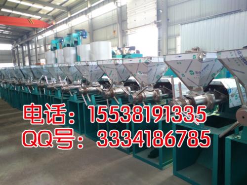 广东花生榨油机多少钱