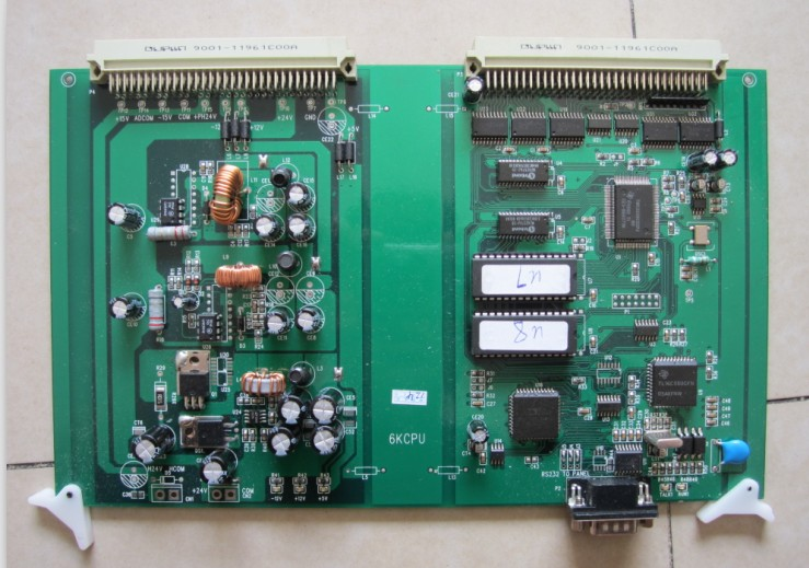 维修海天注塑机电脑板AK580电脑主机 输入输出板