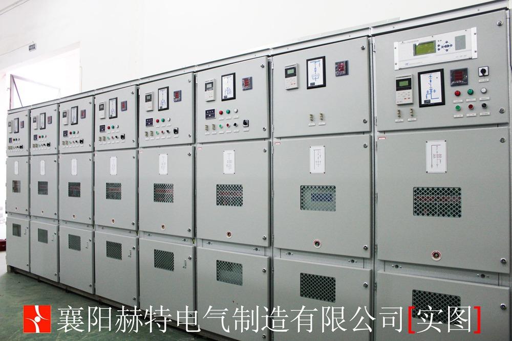 10kv配电装置接线