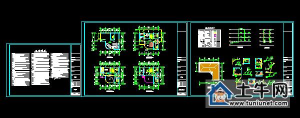 图纸编号:M1044;规格:9.6米10.6米 ;建筑层数:三层 图纸预览及简介:[仅是局部效果预览,详细图纸请下载附件查看] 开间:9.6米; 进深:10.6米; 占地面积:89.29平方米; 建筑面积:233.9平方米; 建筑层数:三层; 设计功能:一层:客厅、卧室、杂物间、厨房、餐厅、卫生间;二层:客厅(附阳台)、3卧室、卫生间;三层:卧室、储藏室、卫生间、晒台。 图纸目录:一层平面图、二层平面图、三层平面图、屋顶平面图、正立面图、背立面图、左立面图、右立面图、1-1剖面图、楼梯剖面图、大样图、门窗