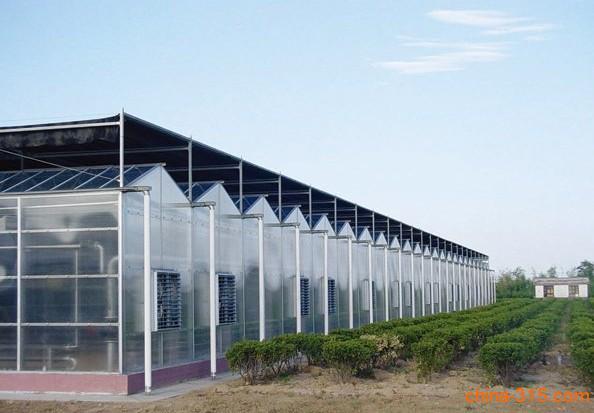 新疆阳光板智能温室。丰必源新疆温室