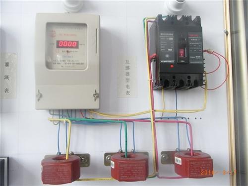 三相动力预付费电表|济南预付费电表|山东泰安(多图)