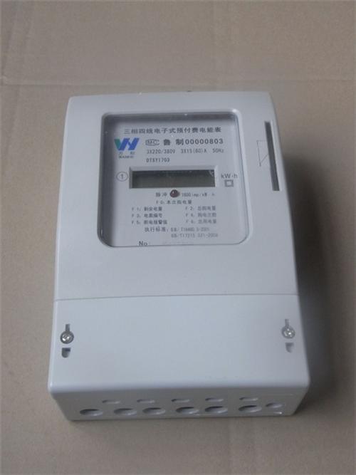 该电能表可用485线通过采集器连接到电脑上