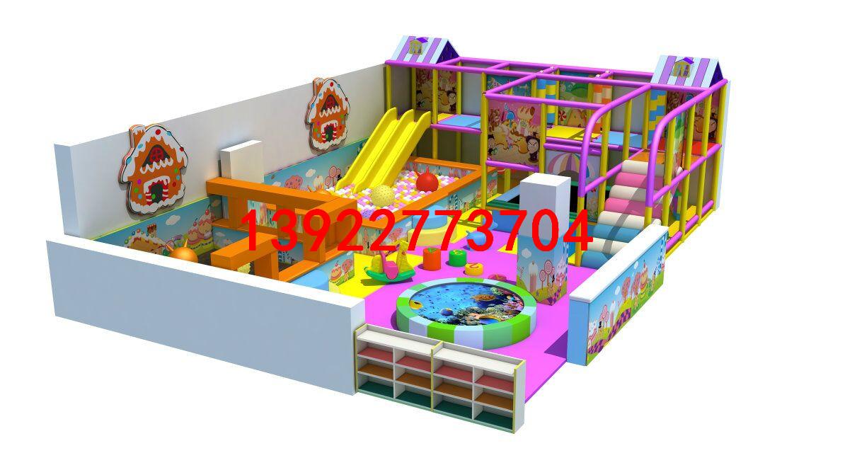 南雄室内娱乐设施淘气堡 商场儿童淘气堡