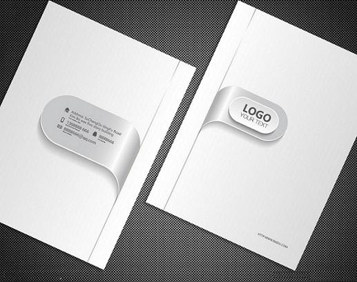 松江公司样本制作 画册样本设计印刷 宣传册设计