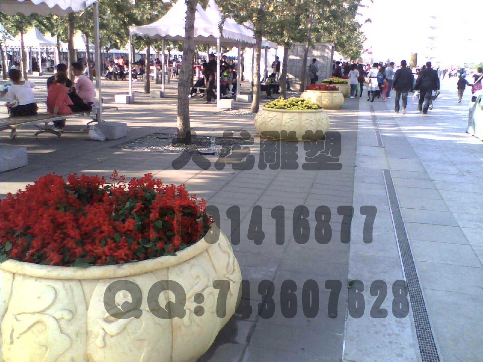 北京砂岩厂定做批发砂岩花盆