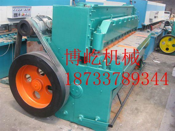 现货供应3.2米铁板剪板机