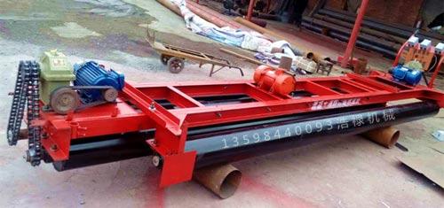 5米多功能电动提浆摊铺机漳州机械滚筒型铺路机