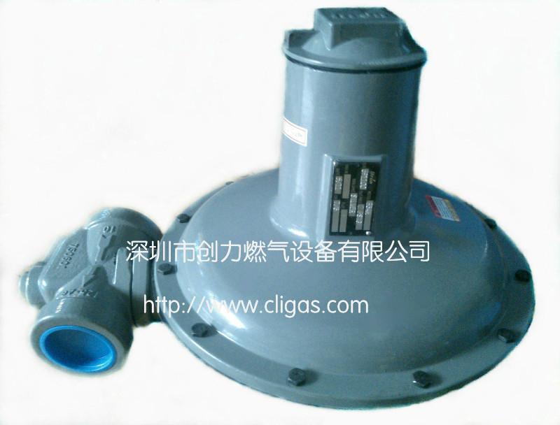 b34sn减压阀 itron液化石油气调压器图片