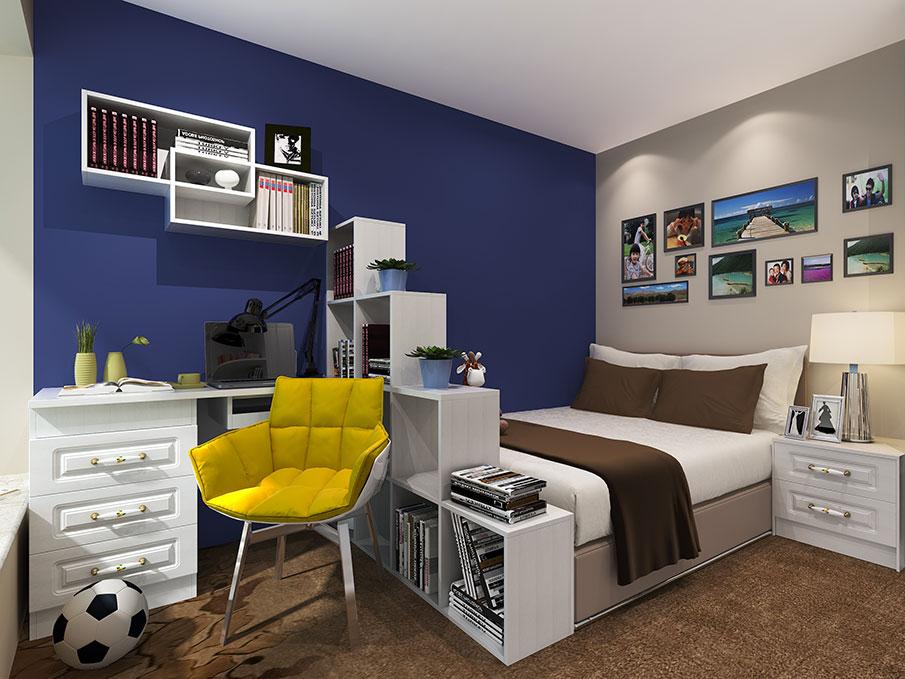 裝修成榻榻米的房間可以作為臥室