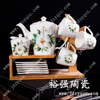 陶瓷咖啡具厂家 工艺品咖啡具 礼品咖啡具