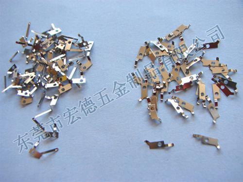 不锈钢电池弹片低价批发、不锈钢电池弹片、宏德五金(查看)