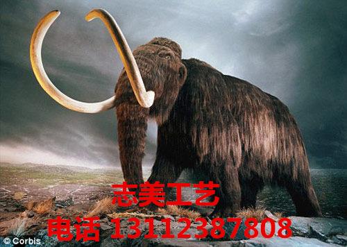 大象松石雕刻图片