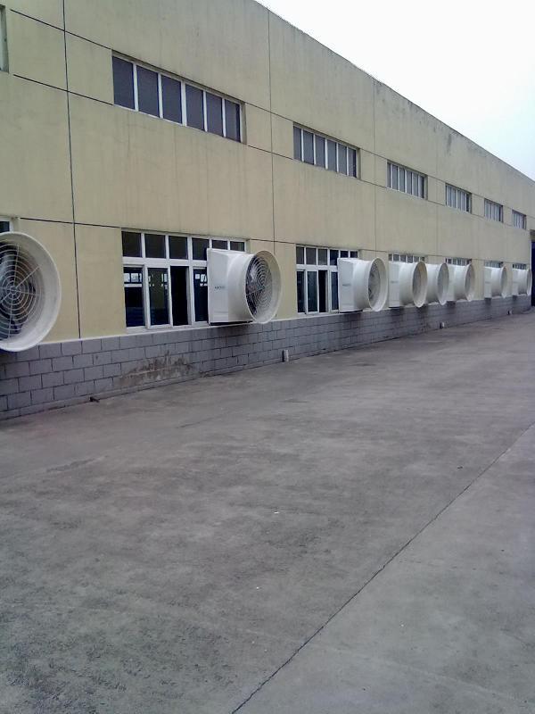 杭州车间通风降温设备 杭州厂房通风排烟设