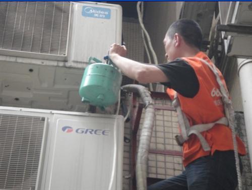 空调加氟,安信制冷设备,空调加氟方法