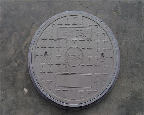 Φ500重型灰口铸铁井盖,铸铁井盖,太原淼鑫佳铸(多图)