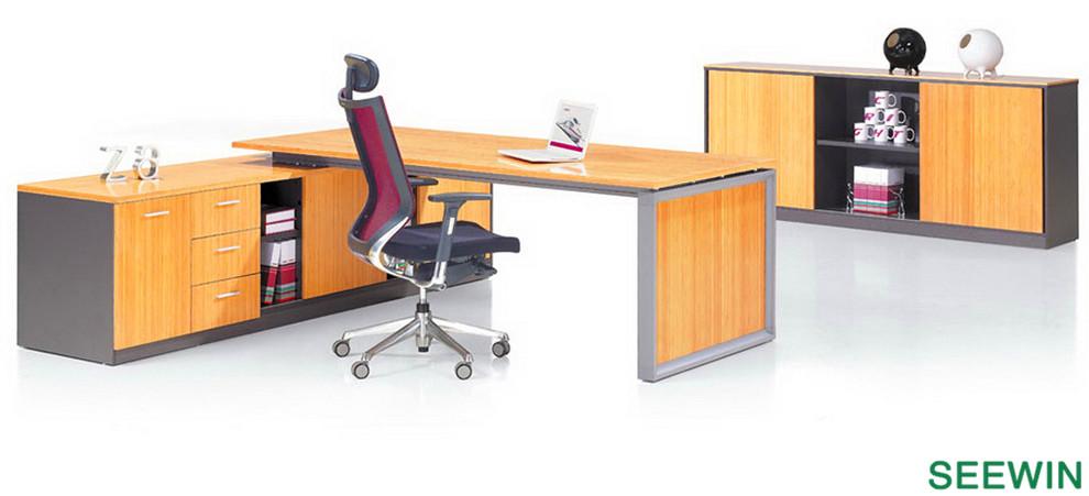 老板办公桌 大班台 行政桌 主管桌 经理桌 板式办公桌