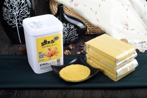 苏打小米营养价值,辽源苏打小米,单氏米业(多图)