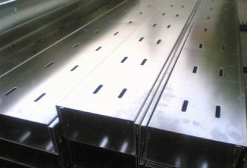 电缆桥架_华翔机电铝合金桥架_槽式电缆桥架图片