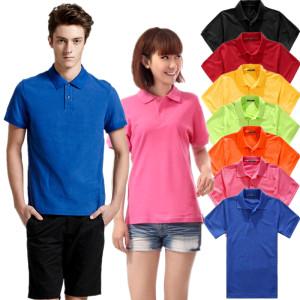 花都区广告活动服定做,花东企业广告T恤衫