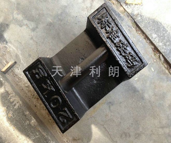 25kg標準砝碼批發廠家直銷